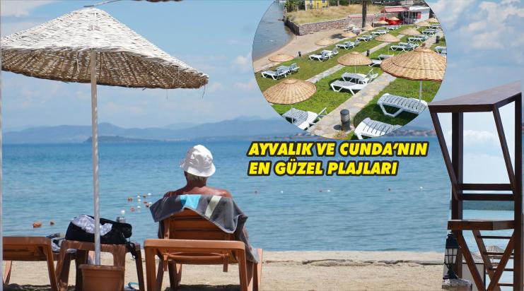 AYVALIK'TA SEZON BAŞLADI