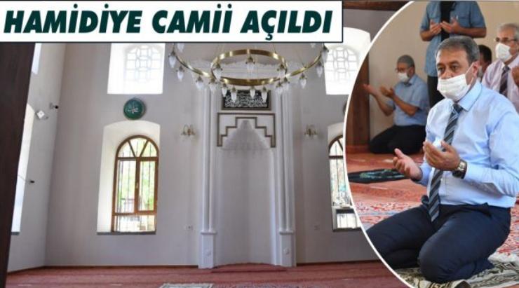 Hamidiye Camii Yenilendi