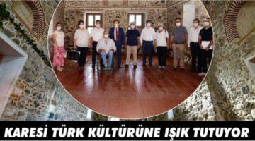 KARESİ'DE ORTAK AKLA DEĞER VERİLİYOR